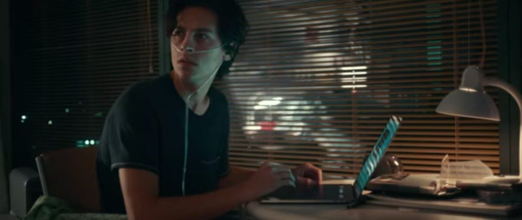What Happened to Will in Five Feet Apart Open Ending?