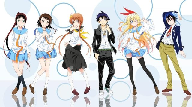 Who is the promise girl in Nisekoi