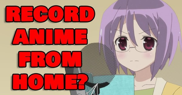 How Anime Dubs Were Made During COVID