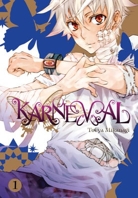 Karneval Manga Ends in October After 14 Years
