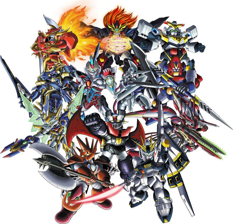 Super Robot Wars 30 Game's 2nd Video Previews Franchises, Original Characters