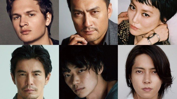 Tokyo Vice Live-Action Series Reveals Main Cast Members