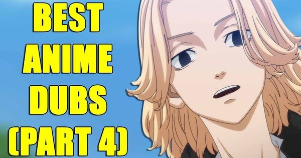 Best Anime Dubs You Can Watch RIGHT NOW (Part 4)
