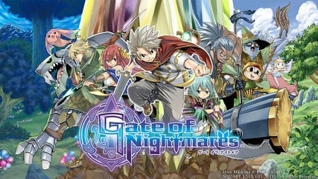 Gate of Nightmares Smartphone Game Launches on October 26