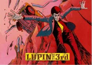 TMS Entertainment Streams Lupin III Part 1 Anime's 1st Episode in English