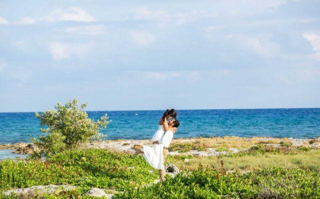 Nush Abir Blue Venado Playa del Carmen Elopement 27 1024x638 - Que comprennent les forfaits Playa del Carmen Elopement?