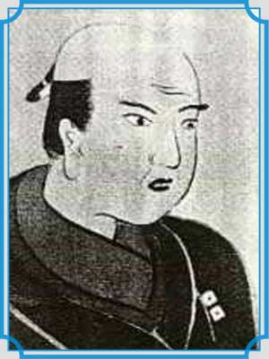 江戸時代 肖像画