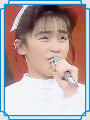 工藤静香 おニャン子クラブ