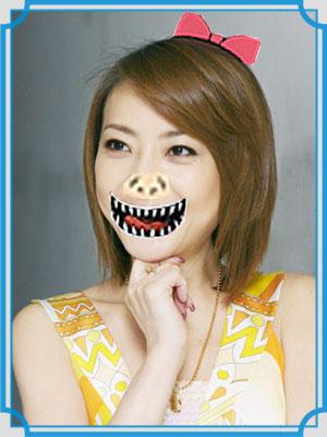 西川史子 猫娘