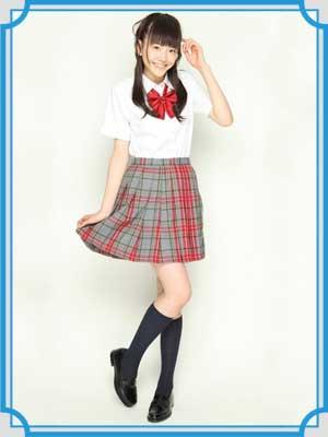 松井愛莉 制服