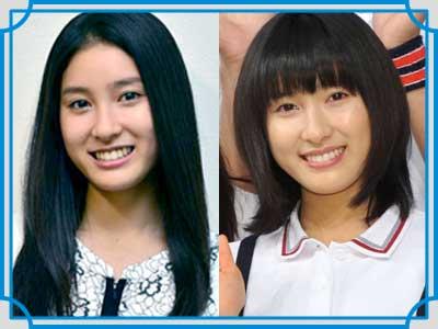 土屋太鳳 髪型比較