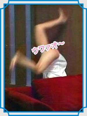 深田恭子 逆立ち