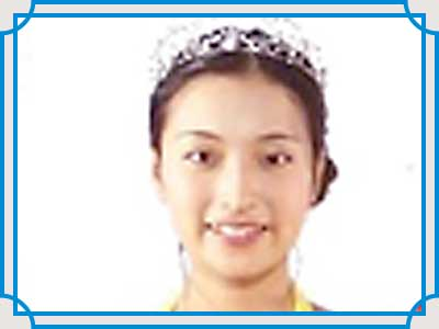 加藤紗里 第38回ミス日本グランプリ 中国四国代表