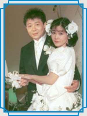 泰葉 春風亭小朝 結婚式