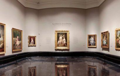 'La infancia descubierta' en el Museo del Prado