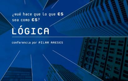 """Conferencia """"Qué hace que lo que ES sea como ES? Lógica"""" en el CAC Málaga"""