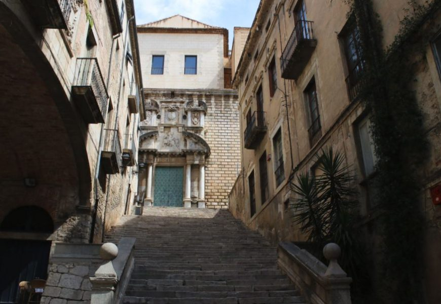 Localizaciones de Juego de Tronos en Girona