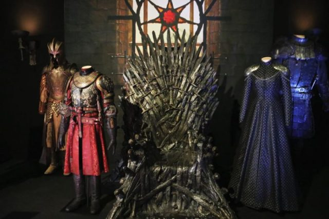 "Foto: Ingrid Llorens - Exposición ""GAME OF THRONES: THE TOURING EXHIBITION"" Barcelona"