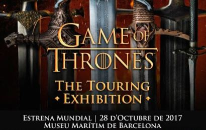 'GAME OF THRONES: THE TOURING EXHIBITION' en Barcelona