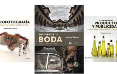 Libros sobre fotografía: Ideas para Navidad