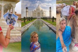 This Gorgeous Travel Blogger's Pictures Of Her India Visit Are Mindblowing.