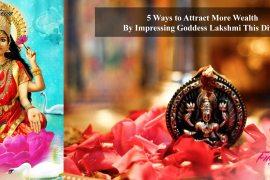 Spirituality: Attract More Wealth By Impressing Goddess Lakshmi This Diwali