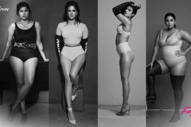 Sunny Leone Stripped Down Along With Five Other Women To Prove Every Body Is Beautiful