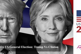 2016 US General Election: Trump Vs Clinton - Who Would Be The Next US President