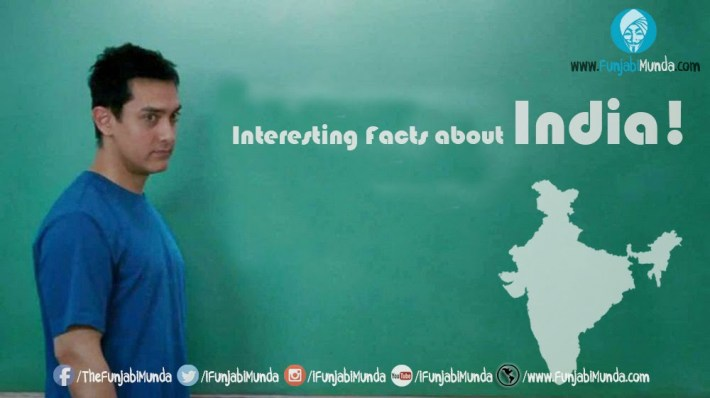 Amazing Facts Related To India