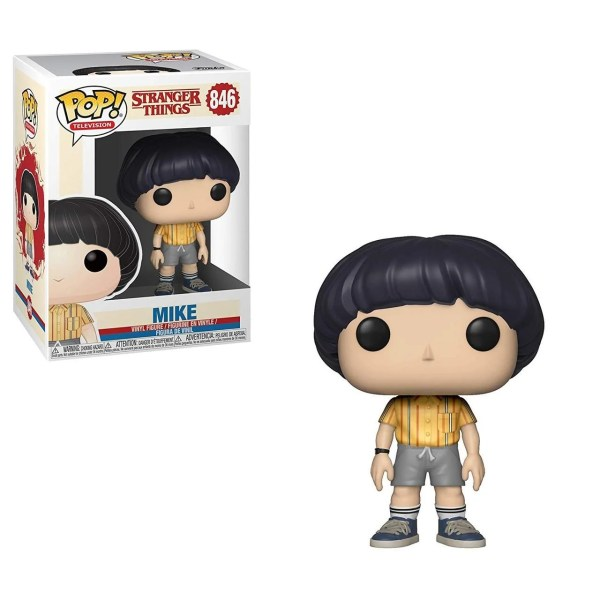 funko pop television stranger things mike