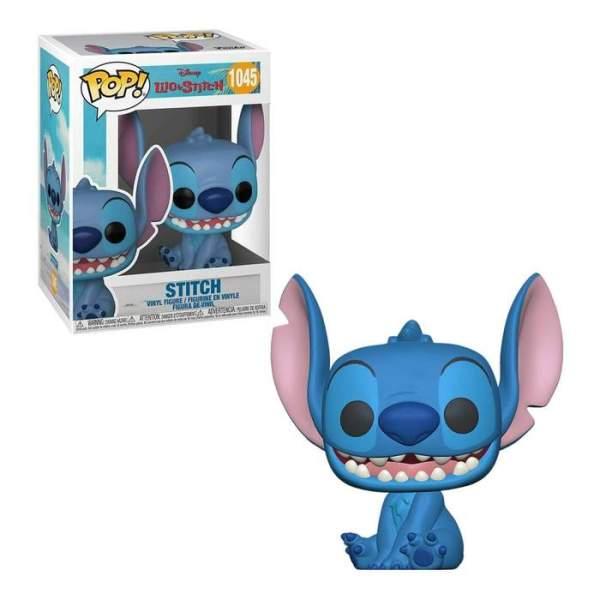Funko Pop Disney Lilo y Stitch Stitch sentado
