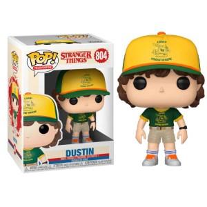 funko pop television stranger things temporada 3 dustin 804
