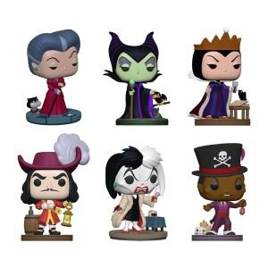 funko pop disney villains set