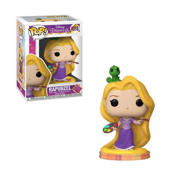 funko pop disney ultimate princess rapunzel 1018