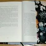 Anleitung: Buchhüllen nähen