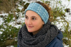 DIY Anleitung - Stirnband nähen