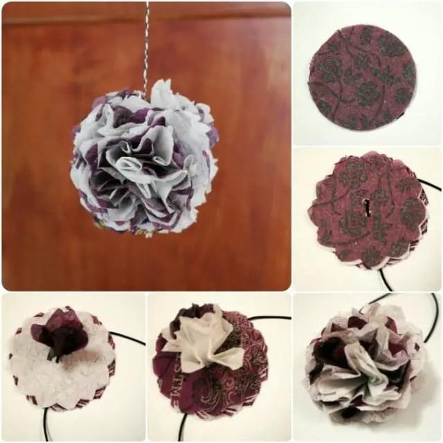 diy anleitung papierblumen aus servietten anleitungen do it yourself anleitung. Black Bedroom Furniture Sets. Home Design Ideas