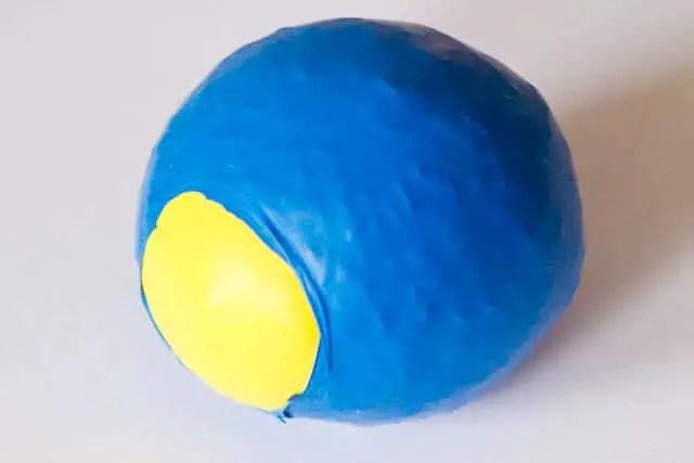 Jonglierbälle aus Luftballons  basteln