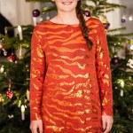Genäht – Mein Weihnachtskleid