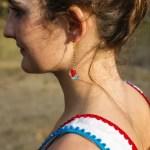 DIY – Armband und Ohrringe aus Knöpfen