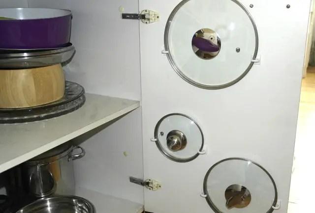 diy topfdeckel ordentlich sortieren anleitungen do it. Black Bedroom Furniture Sets. Home Design Ideas
