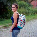 Genäht: Rucksack aus der Handmade Kultur