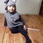 Probenäher für Kinderkostüm Maus gesucht