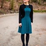 Genäht – Ein außergewöhnliches Kleid