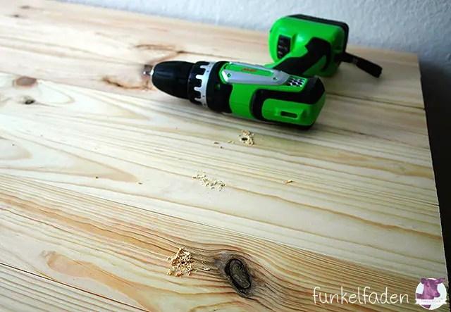 Anleitung Holzbett selber bauen