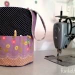 DIY – Utensilo für Stricksachen nähen