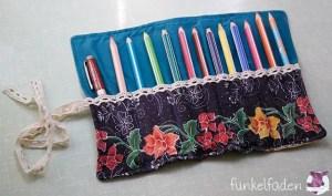 kostenlose Nähanleitung Stiftmäppchen