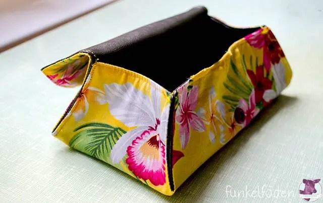 Mini Bag genäht nach Schnittmuster von Kreativ oder Primitiv