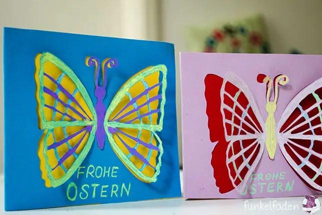 Freebie für den Plotter - Gratis Schmetterlingkarte