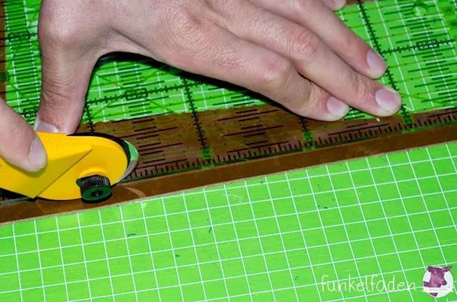 Anleitung - Armband aus Leder basteln